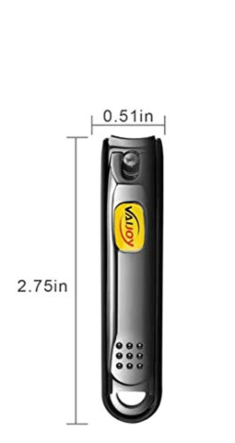 数学者細いフェローシップ工場用ハサミ用ステンレススチールマニキュアアンチプロジェクション用爪切りセット