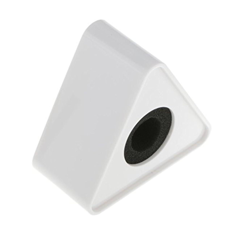 土砂降り時系列ベーシックMyoffice 三角形 マイク ステー ションロゴ ABS樹脂 広告の ため イメージ向上 (ホワイト)