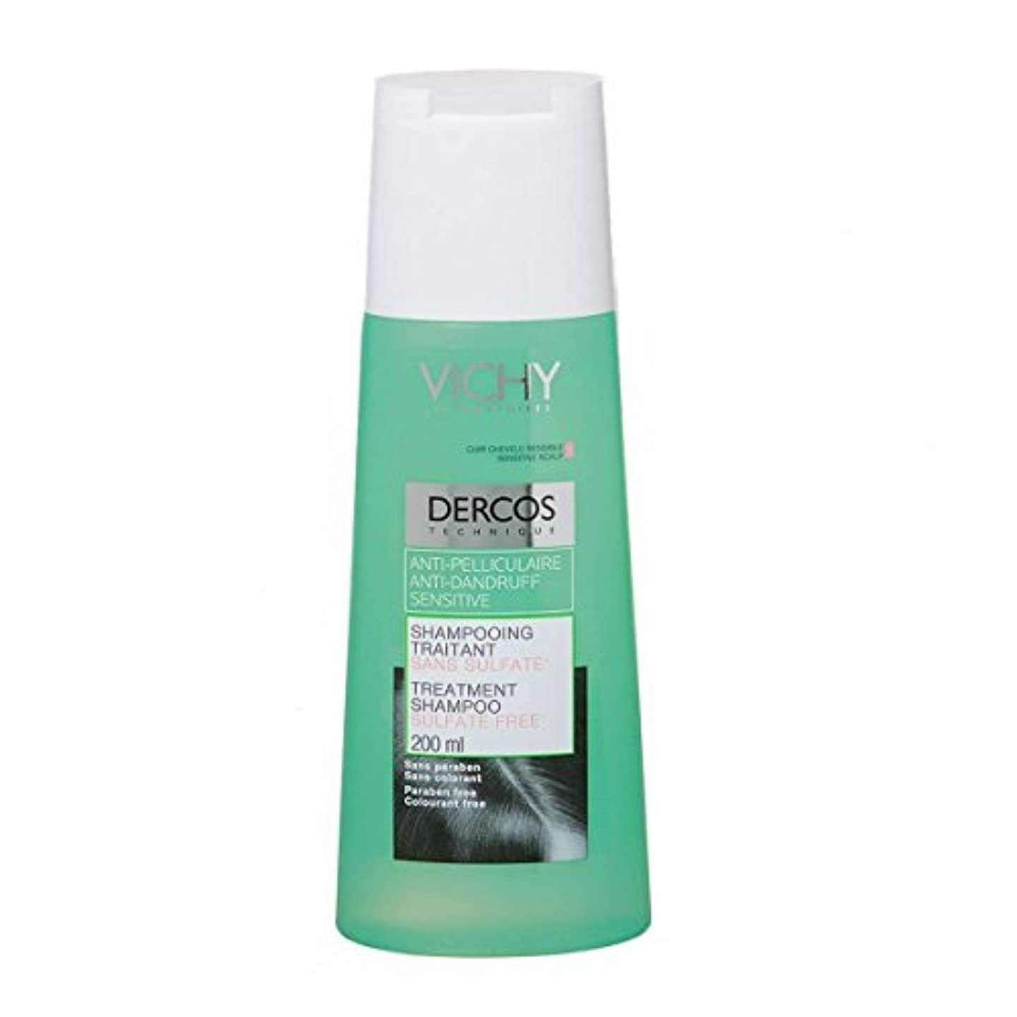 Dercos Anti-dandruff Sensitive Scalp 200ml [並行輸入品]
