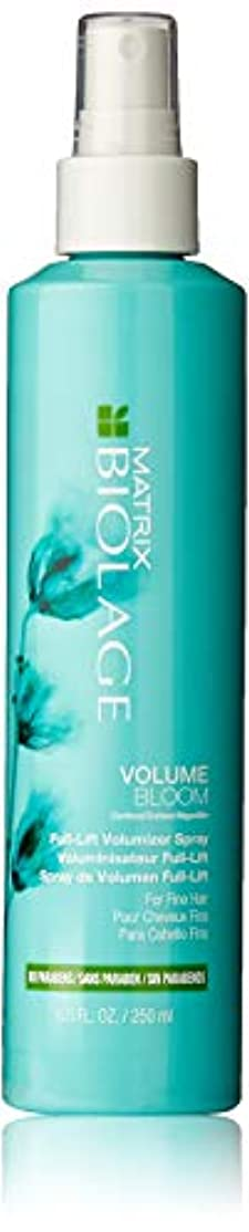 ジョブ再撮りヘッジマトリックス Biolage VolumeBloom Full-Lift Volumizer Spray (For Fine Hair) 250ml [海外直送品]