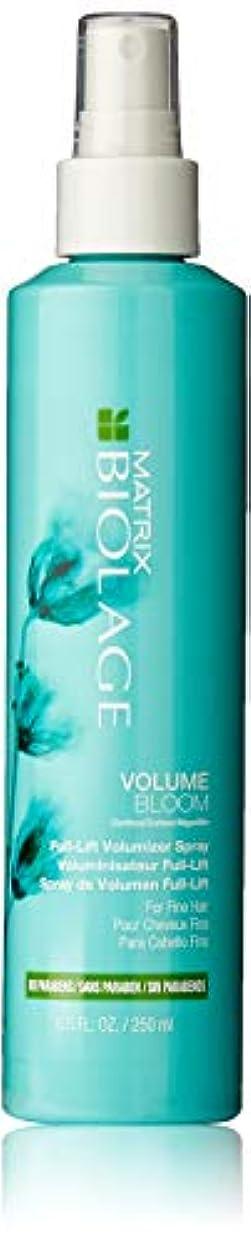 罪効率ギャンブルマトリックス Biolage VolumeBloom Full-Lift Volumizer Spray (For Fine Hair) 250ml [海外直送品]