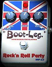 Boot-Leg RRP-2.0 Rock'n Roll Party
