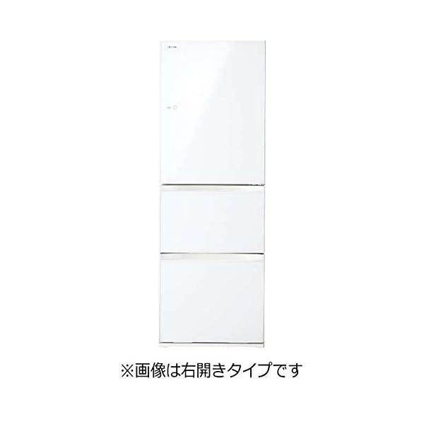 東芝 冷凍 冷蔵庫 380(L) 左開き GR-...の商品画像