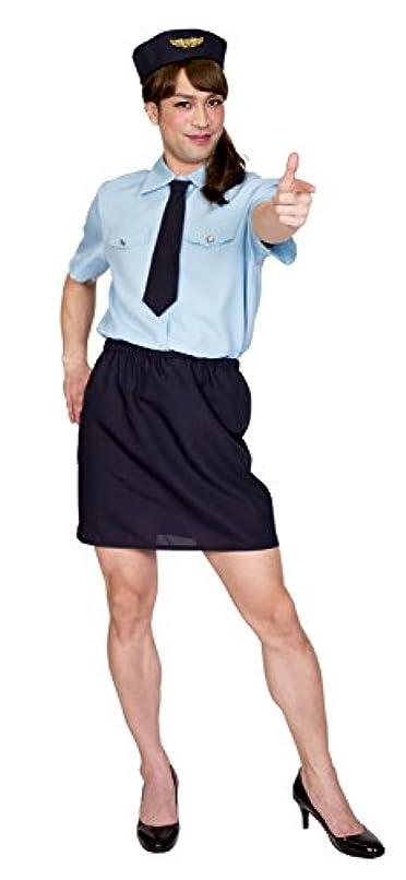 ボイコット敷居ポンプ女装MAN ドキドキポリスMAN コスプレ 女装 ポリス ユニセックス