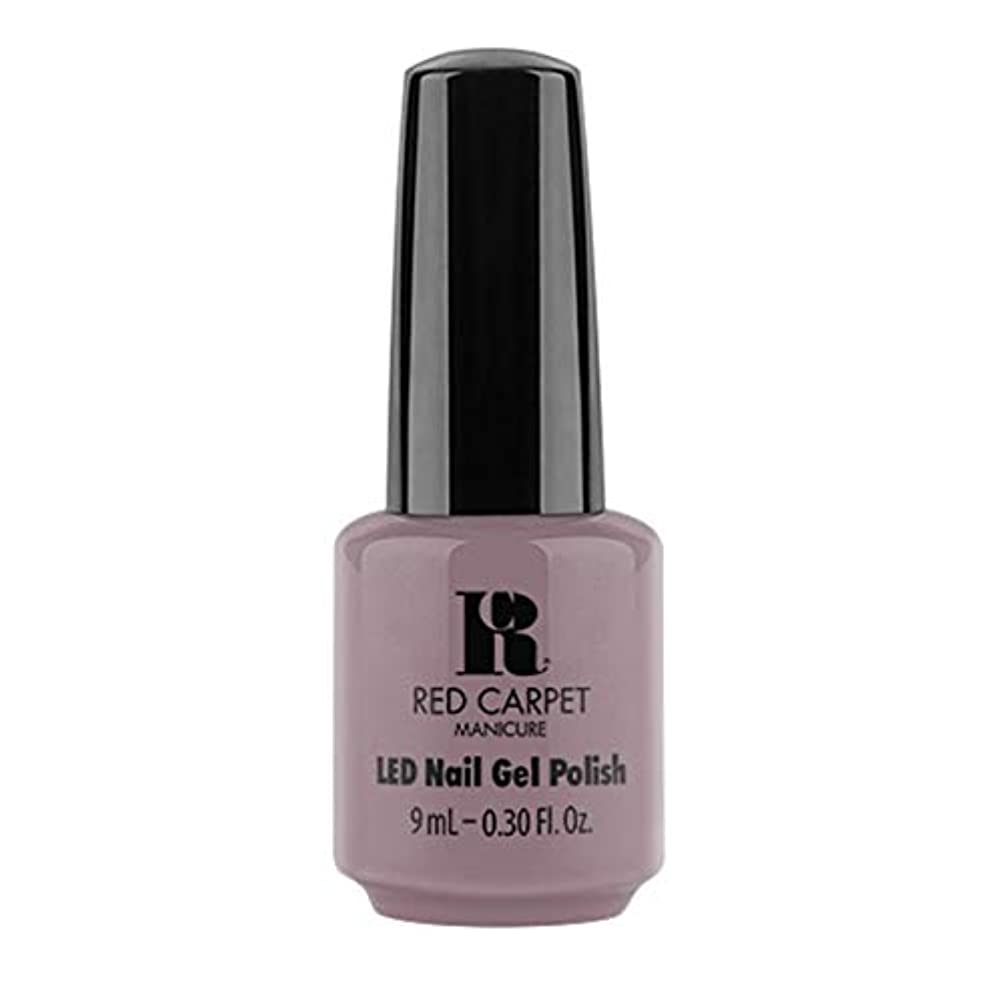 ミル賞賛識字Red Carpet Manicure - LED Nail Gel Polish - Greige Days- 9ml / 0.30oz