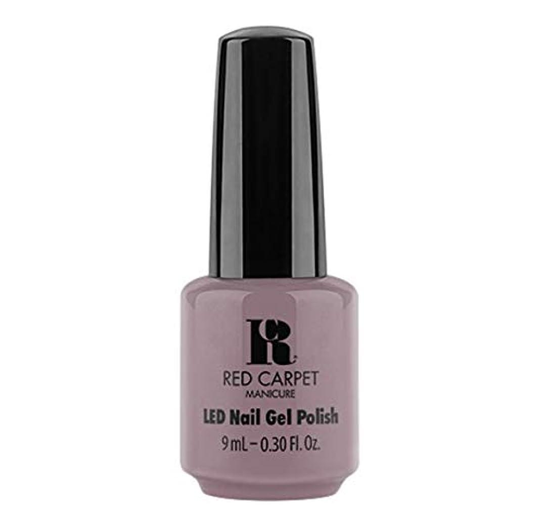 是正インディカ開発Red Carpet Manicure - LED Nail Gel Polish - Greige Days- 9ml / 0.30oz