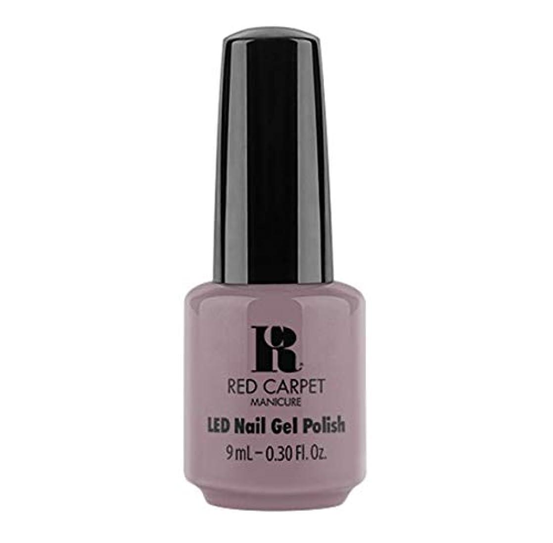 一見確率パックRed Carpet Manicure - LED Nail Gel Polish - Greige Days- 9ml / 0.30oz