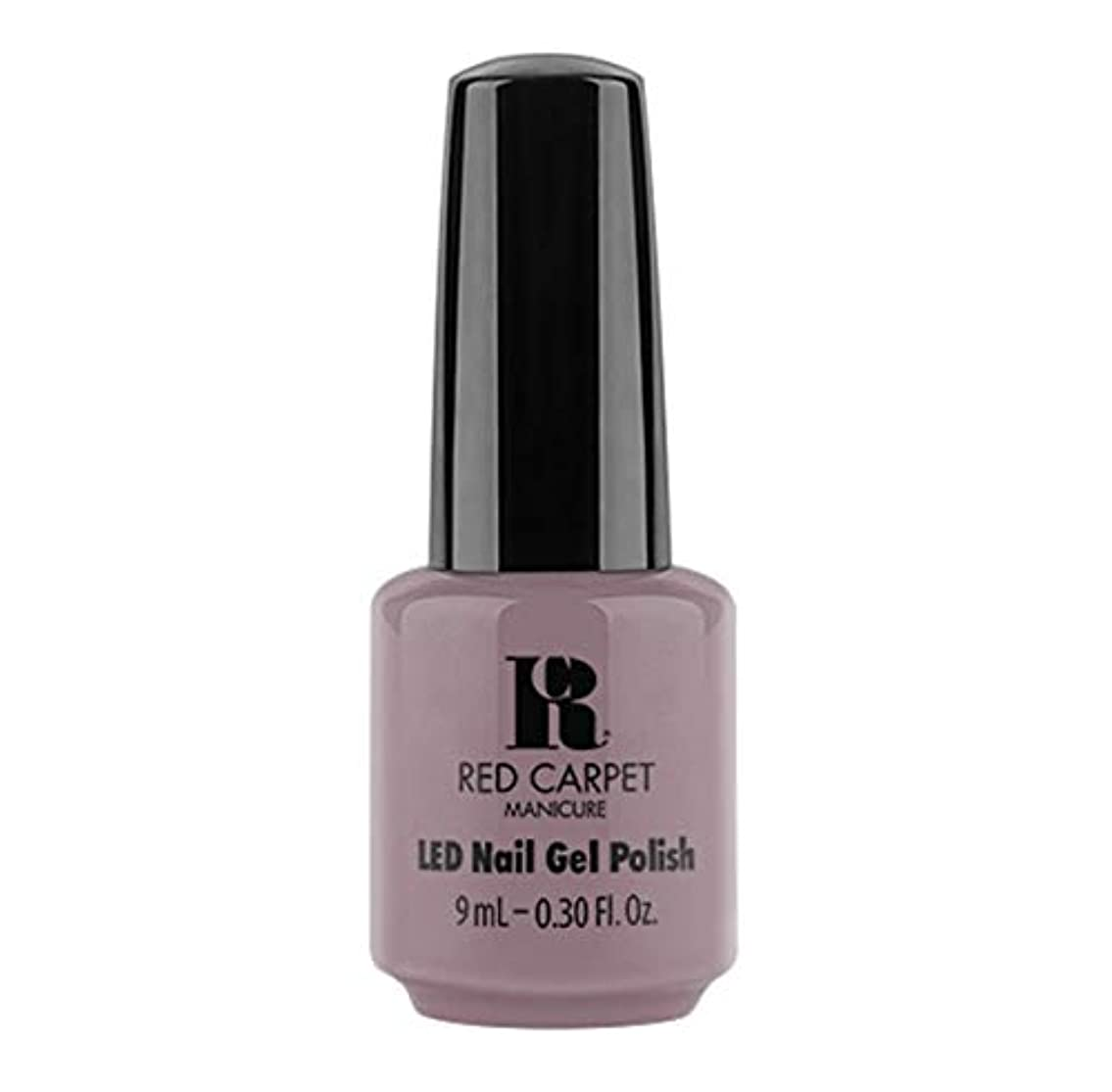州ジャム耐えるRed Carpet Manicure - LED Nail Gel Polish - Greige Days- 9ml / 0.30oz