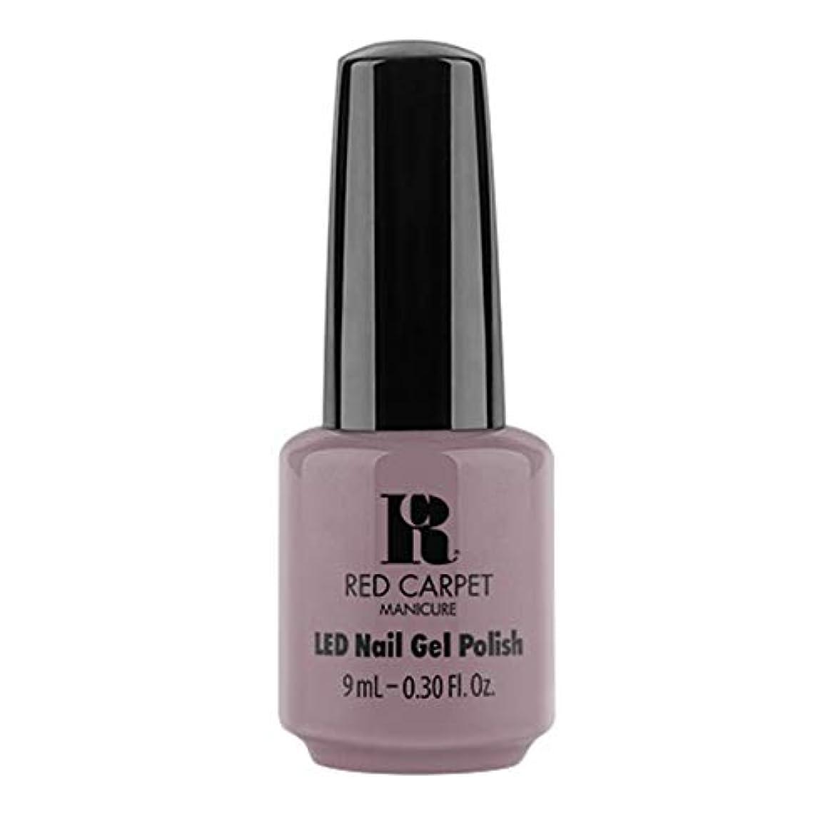 補正またね棚Red Carpet Manicure - LED Nail Gel Polish - Greige Days- 9ml / 0.30oz