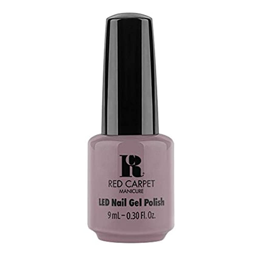甘美な単に期待するRed Carpet Manicure - LED Nail Gel Polish - Greige Days- 9ml / 0.30oz