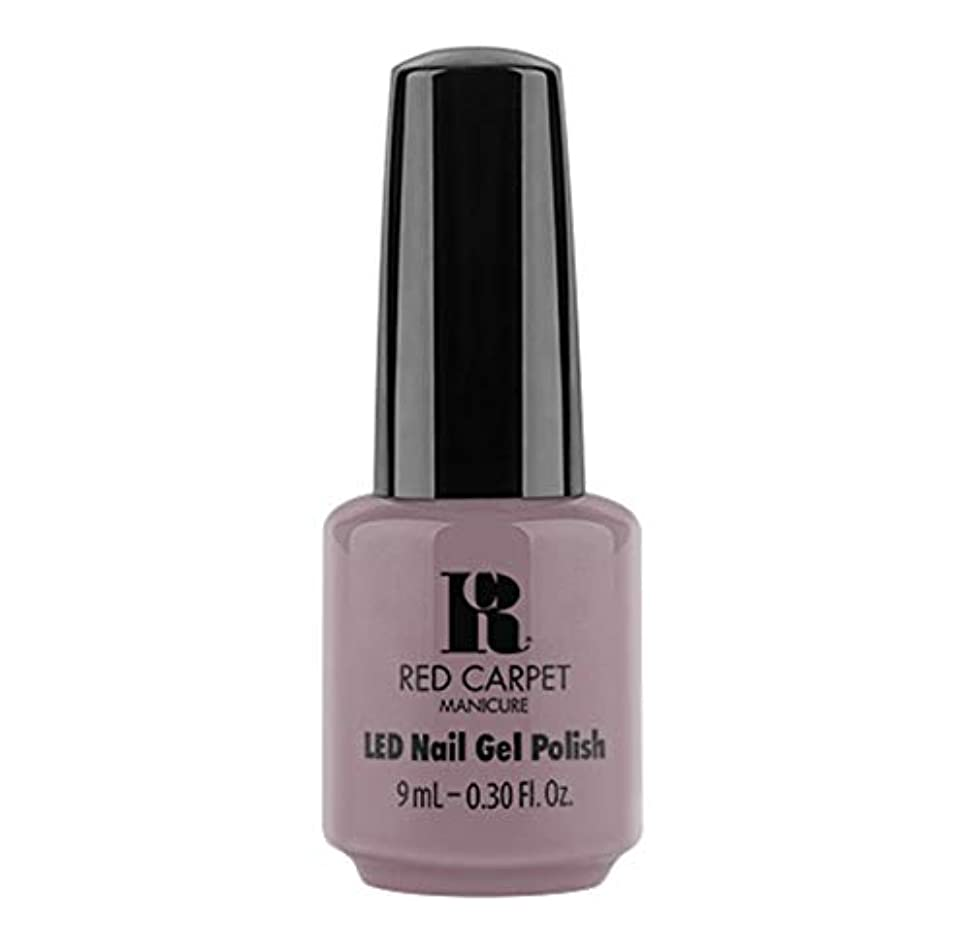 炎上かすれた万一に備えてRed Carpet Manicure - LED Nail Gel Polish - Greige Days- 9ml / 0.30oz