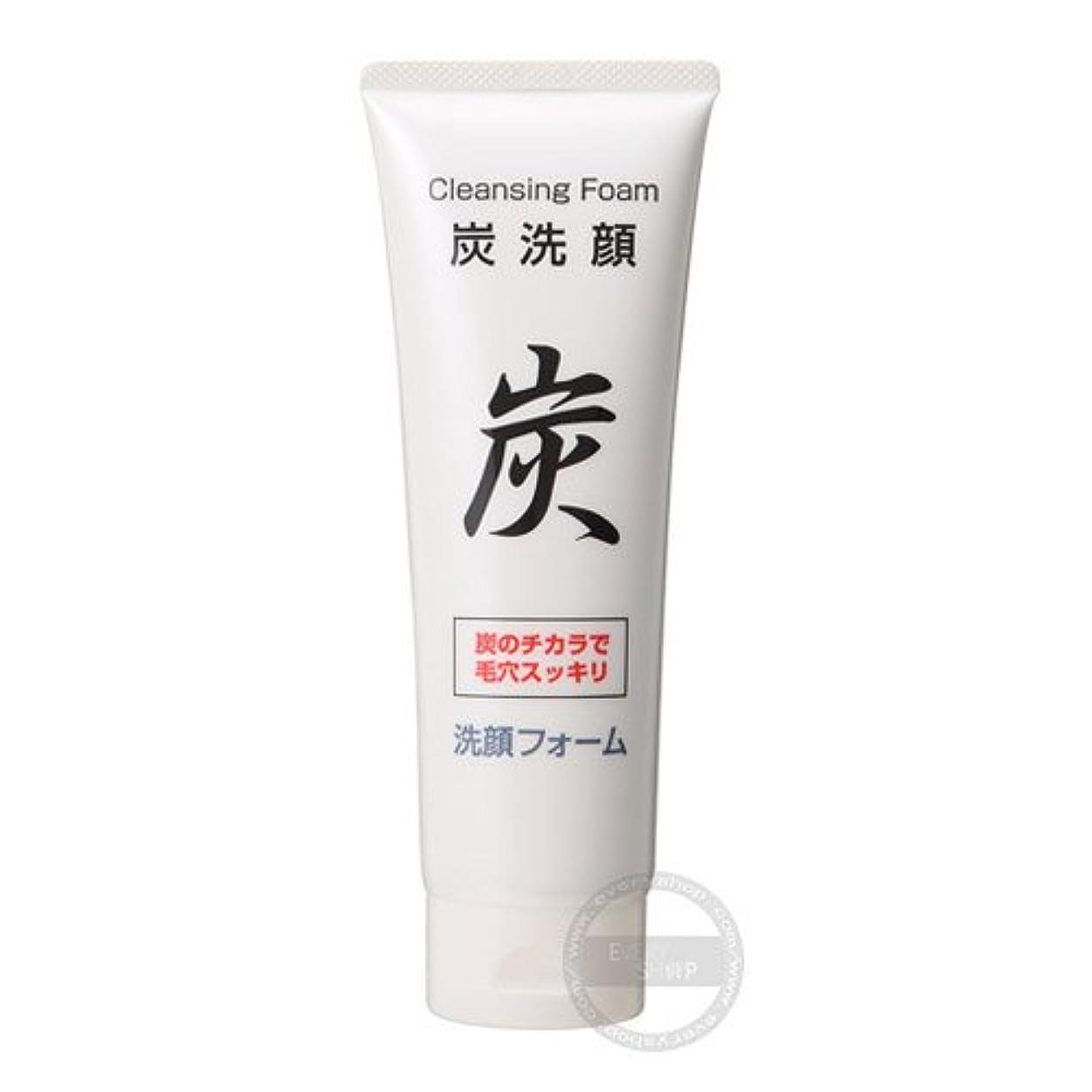 肖像画電極短命炭洗顔 洗顔フォーム‐KH544725