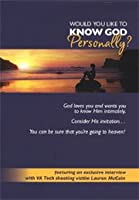 Would You Like to Know God Per [DVD] [Import]