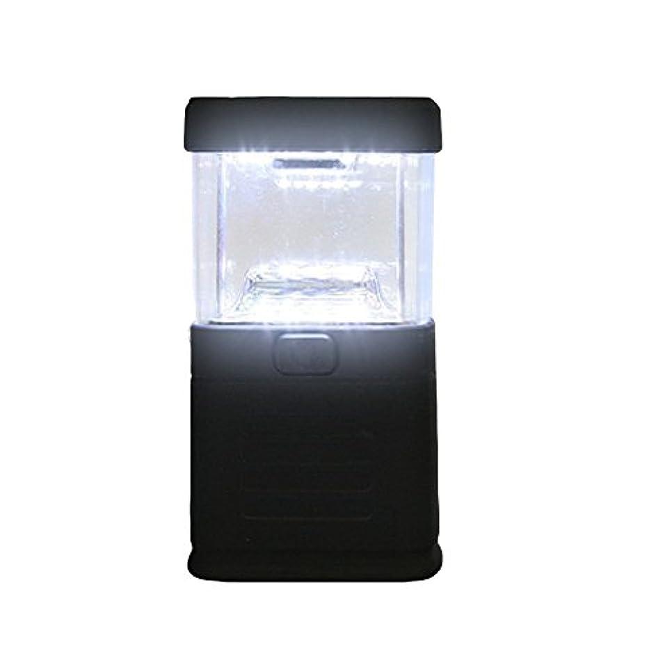 ポーター減らす安価なLED11灯 ランタン (リフレクター効果で拡散反射)
