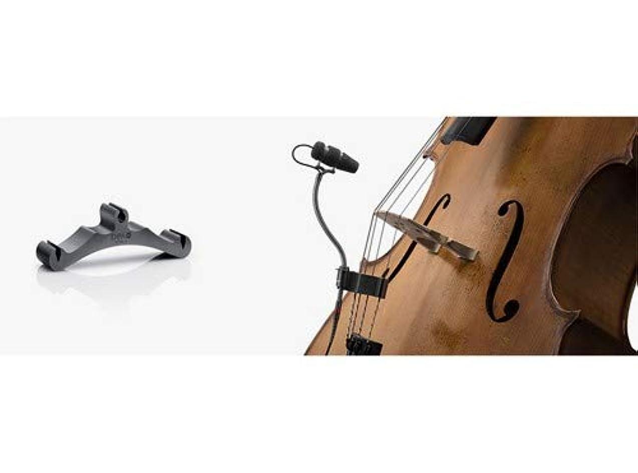 レパートリー採用する憂鬱DPA 4099-DC-1-201-C 楽器用 高感度マイクロホン チェロセット