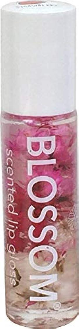 私たちのモデレータ歌Blossom リップグロス ストロベリ海外直送品 -4 Packs