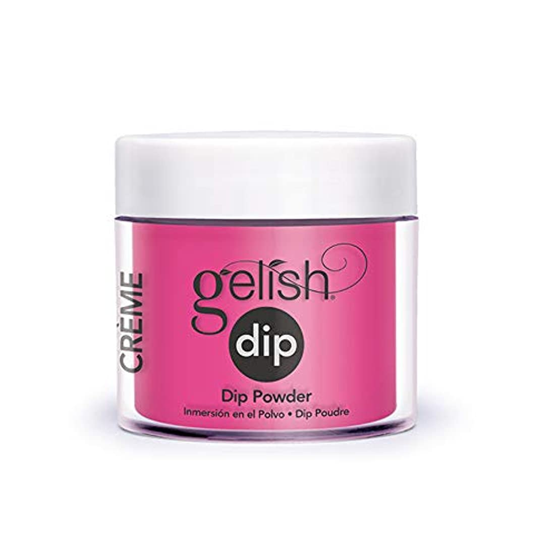 パースブラックボロウ発動機ベーカリーHarmony Gelish - Acrylic Dip Powder - Pop-arazzi Pose - 23g / 0.8oz