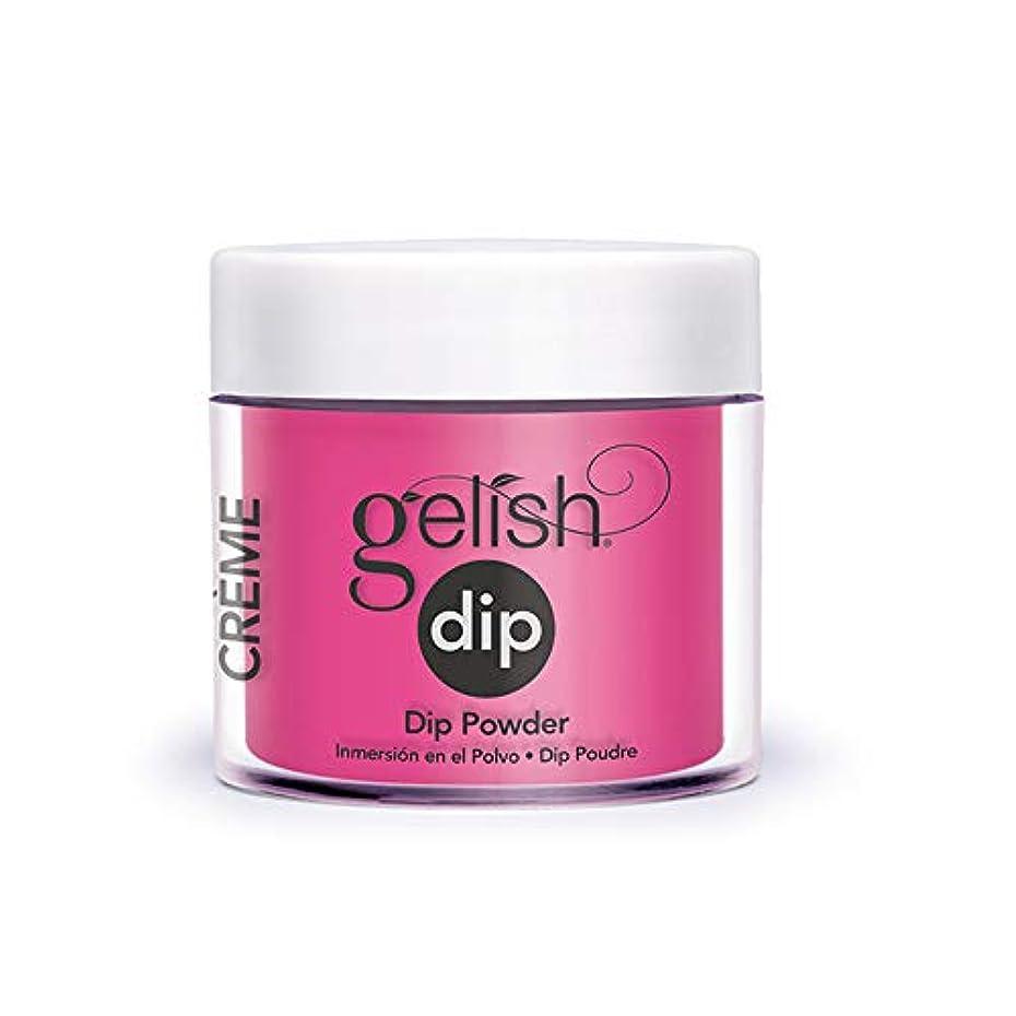 比喩ガード反発するHarmony Gelish - Acrylic Dip Powder - Pop-arazzi Pose - 23g / 0.8oz