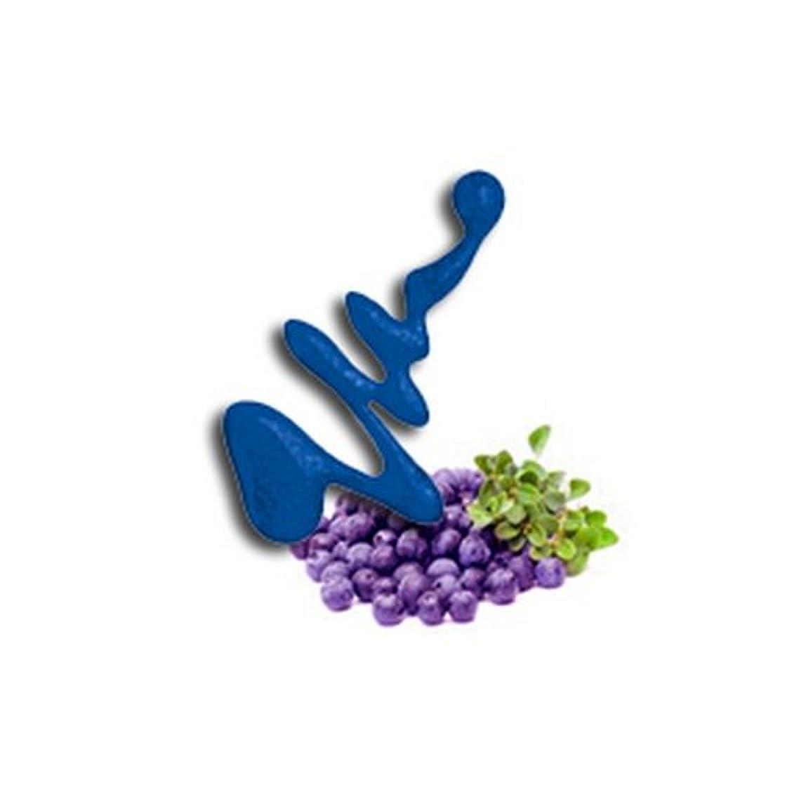ダウンなす楕円形LA GIRL Fruity Scented Nail Polish - Blueberry Fizz (並行輸入品)