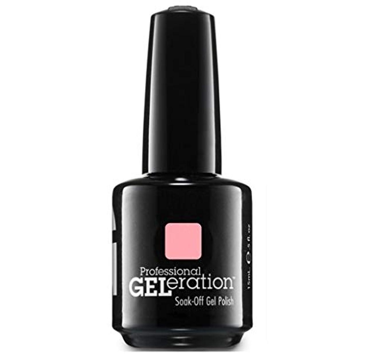性別煙突心臓Jessica GELeration - Peony - 15ml / 0.5oz