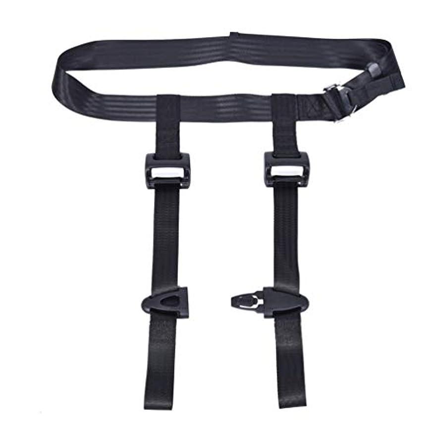 有効化示すパフHealifty ベビーハーネスベルト 飛行機安全ベルト トラベルハーネス 安全ベルト 幼児用シートベルト