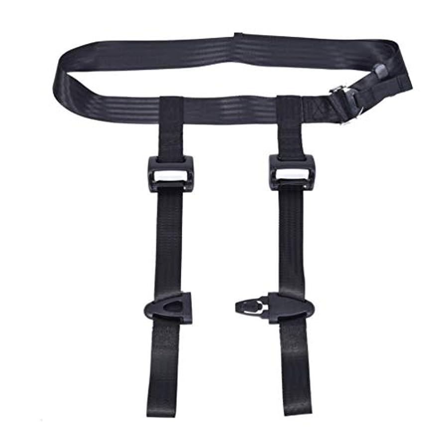 災難風邪をひく絶えずHealifty ベビーハーネスベルト 飛行機安全ベルト トラベルハーネス 安全ベルト 幼児用シートベルト
