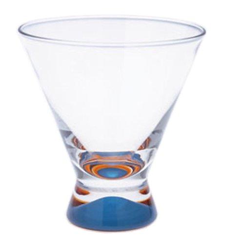 スペクトラ カクテルグラス (ブルー) 507020
