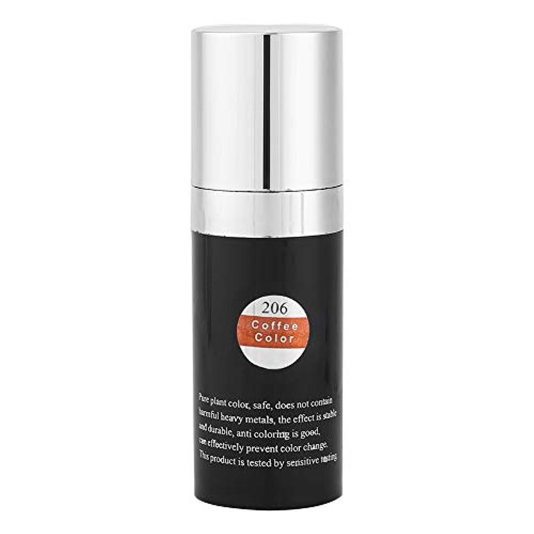 加速する仮装ファイアル6色顔料の入れ墨、有機性植物の顔料インク眉毛の唇の目ライン永久的な色の構造の入れ墨の化粧品インク(コーヒー)