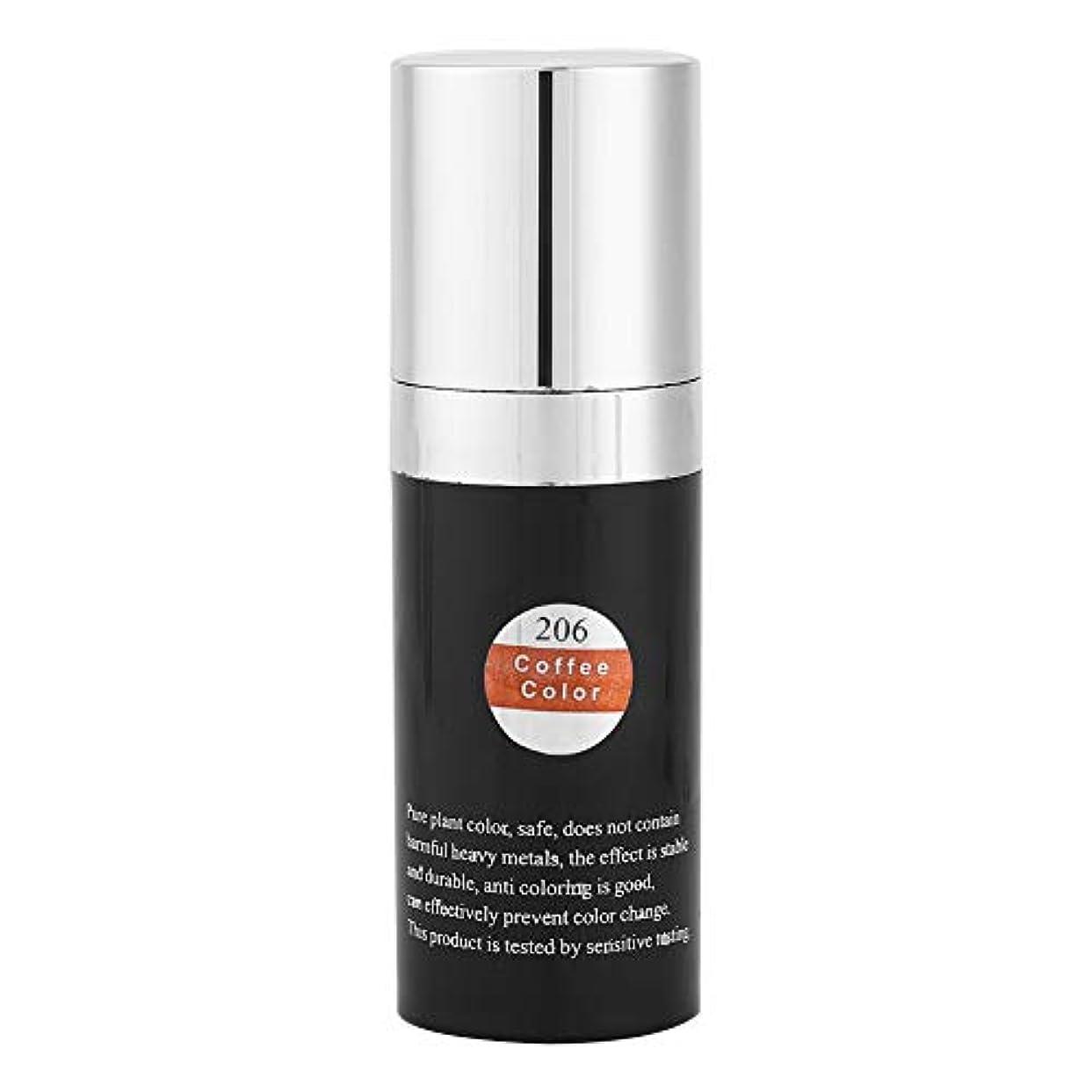 ガチョウクラフト負荷6色顔料の入れ墨、有機性植物の顔料インク眉毛の唇の目ライン永久的な色の構造の入れ墨の化粧品インク(コーヒー)