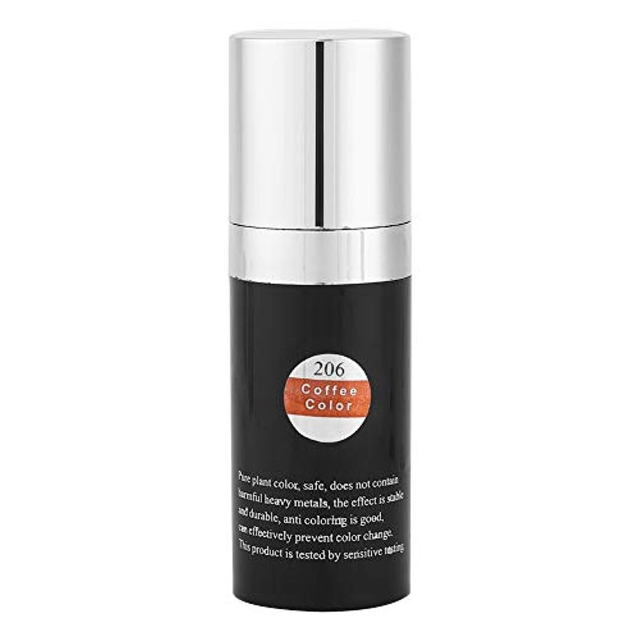 6色顔料の入れ墨、有機性植物の顔料インク眉毛の唇の目ライン永久的な色の構造の入れ墨の化粧品インク(コーヒー)