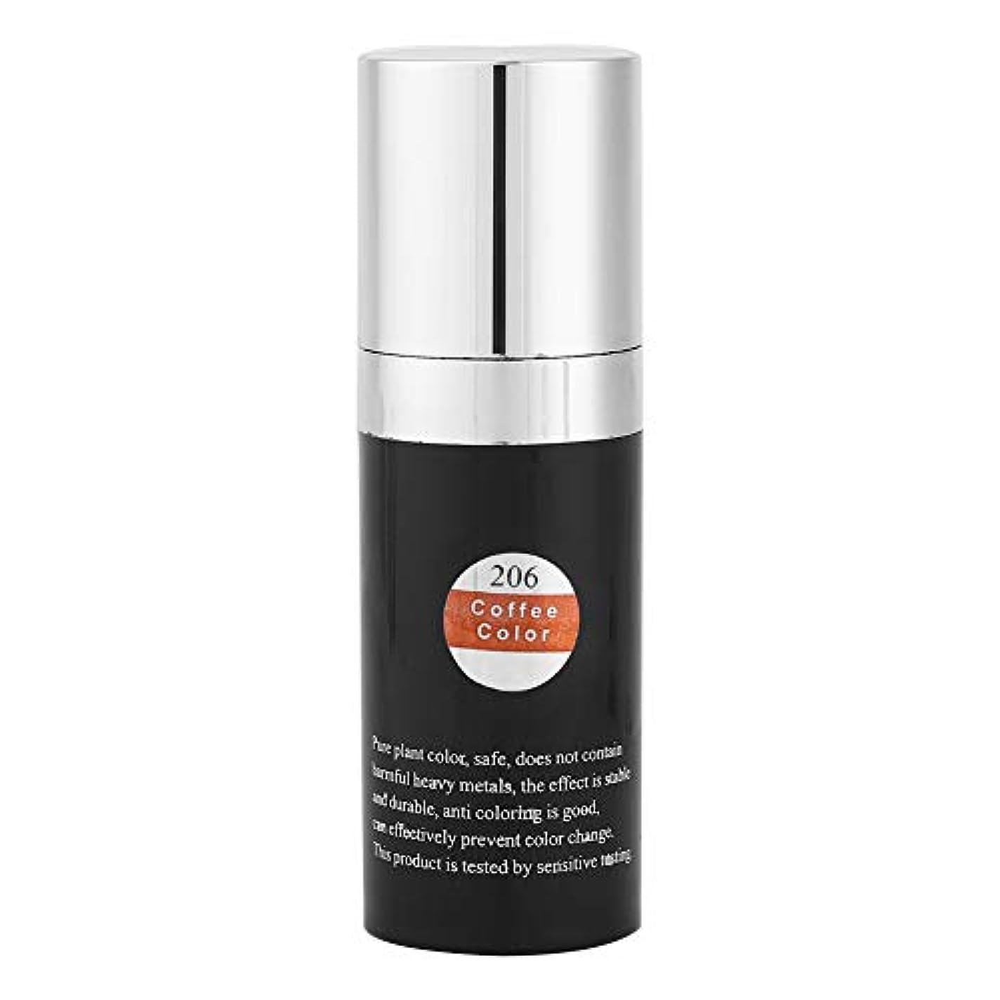 該当する志す固執6色顔料の入れ墨、有機性植物の顔料インク眉毛の唇の目ライン永久的な色の構造の入れ墨の化粧品インク(コーヒー)