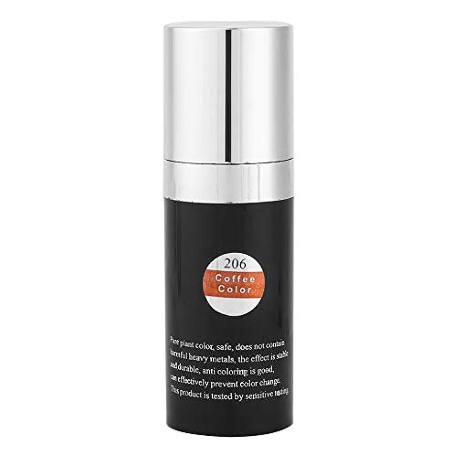 あらゆる種類のリハーサル瞑想的6色顔料の入れ墨、有機性植物の顔料インク眉毛の唇の目ライン永久的な色の構造の入れ墨の化粧品インク(コーヒー)