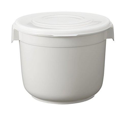 トンボ ぬか漬けにも便利な シール容器 朝市 丸型 8L 8型