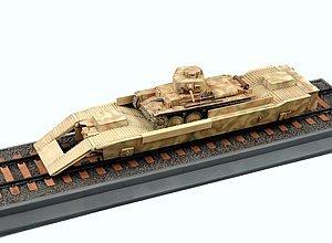1/35 ドイツ装甲列車編成BP-42/戦車運搬車&プラガ38(t) (01508)
