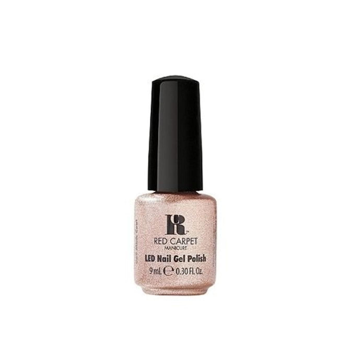 アレイねばねば横Red Carpet Manicure - LED Nail Gel Polish - Mink Coat - 0.3oz / 9ml