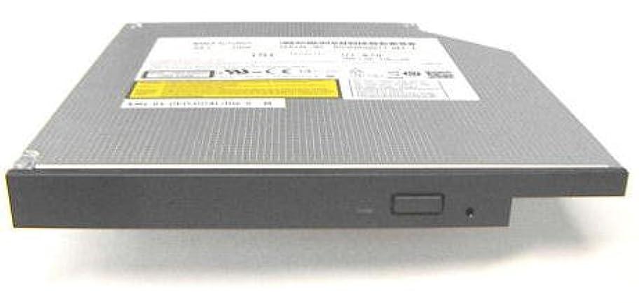 薄いです警察アトムFMV-BIBLO NE7,NE12 用 内蔵DVDスーパーマルチドライブ BDV-FDW48黒切/FNE7 (組込み手順の図解説明書が付属)