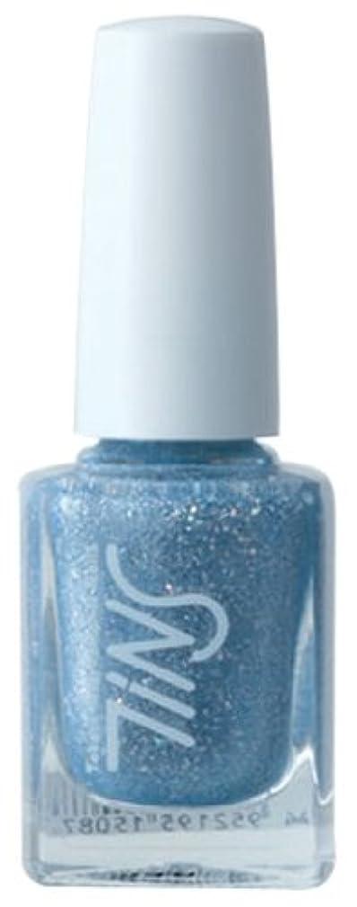 スカウトドローナチュラルTINS カラー016(the splash blue)  11ml ネイルラッカー
