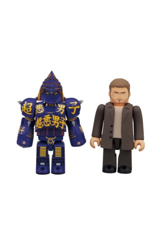 KUBRICK REAL STEEL 2PACK NOISY BOY & CHARLIE
