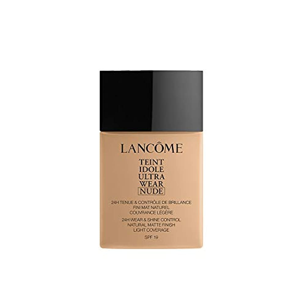 言語学突然の面白いランコム Teint Idole Ultra Wear Nude Foundation SPF19 - # 04 Beige Nature 40ml/1.3oz並行輸入品
