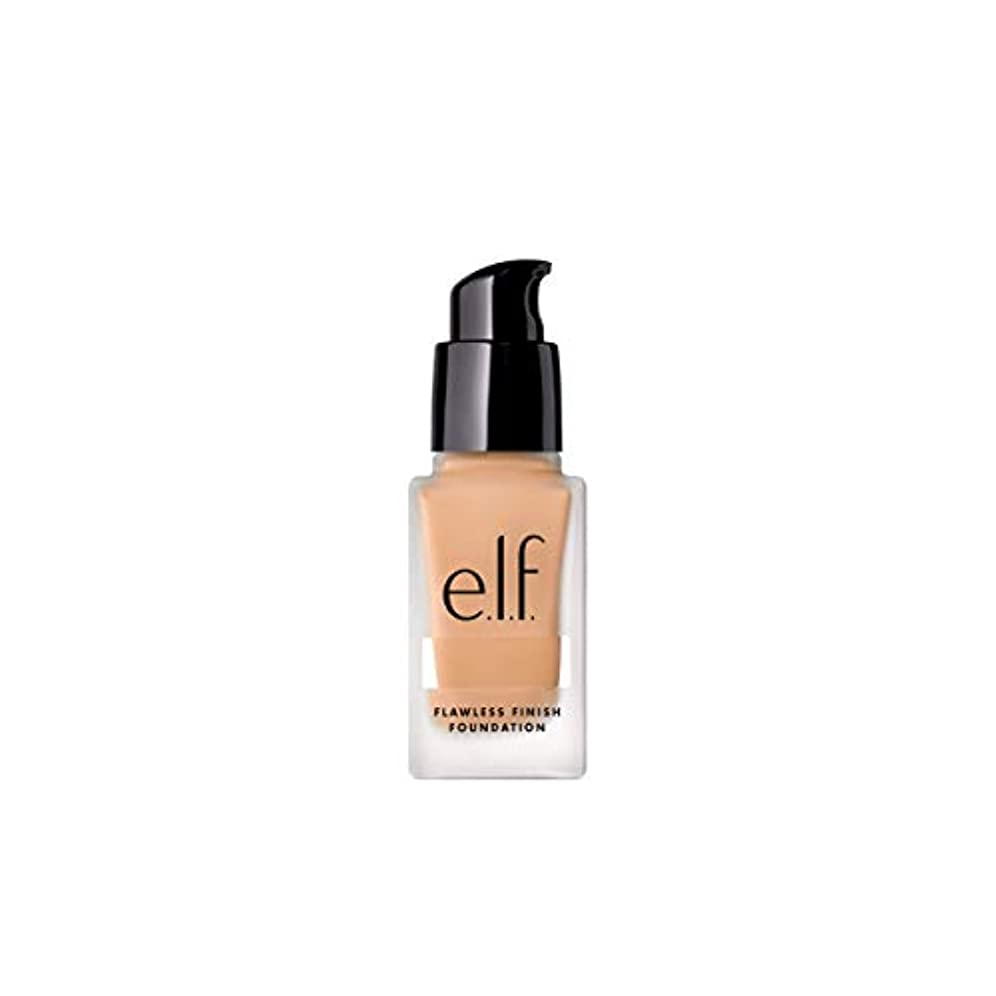 信号バーマド量でe.l.f. Oil Free Flawless Finish Foundation - Nude (並行輸入品)