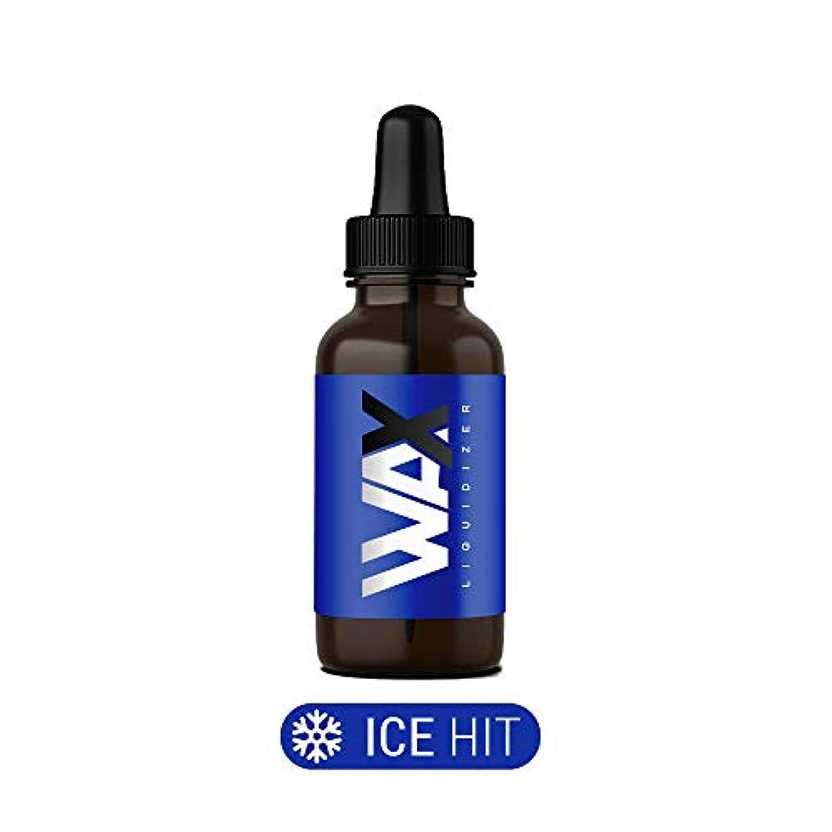 法的発表する社会ワックスリクダイザープレミアムベイプジュース|電子液体|ニコチンフリー| 100 ML |コロラド州から| FDA承認済み(アイスヒット)