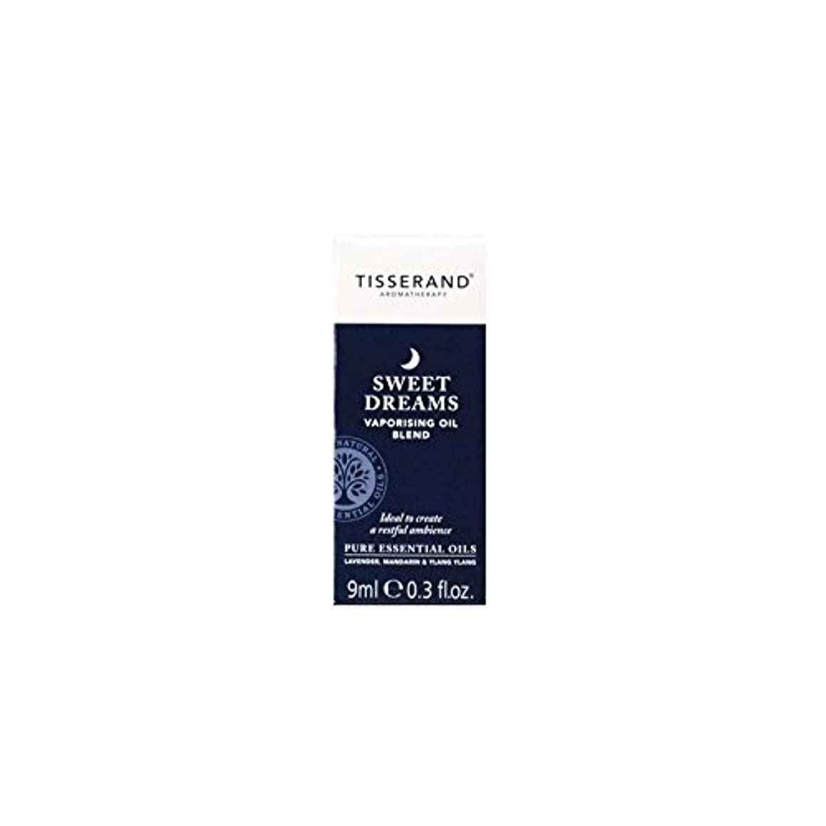 結紮組剃るオイル9ミリリットルを気化甘い夢 (Tisserand) (x 6) - Tisserand Sweet Dreams Vaporising Oil 9ml (Pack of 6) [並行輸入品]
