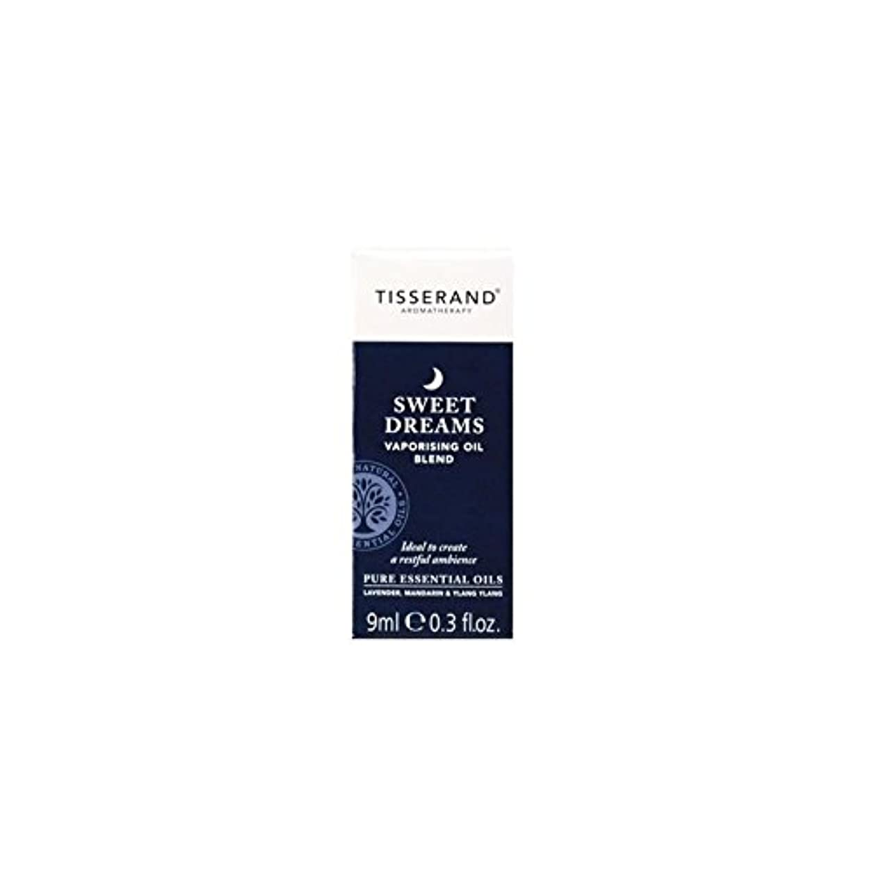 不正確骨食品オイル9ミリリットルを気化甘い夢 (Tisserand) (x 2) - Tisserand Sweet Dreams Vaporising Oil 9ml (Pack of 2) [並行輸入品]