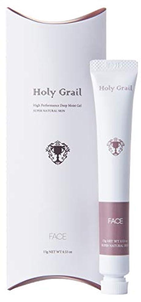 の配列隠された解明するHolyGrail ホーリーグレール ハイパフォーマンス ディープモイストジェル 高機能保湿美容液 (15g) 女性 男性 兼用
