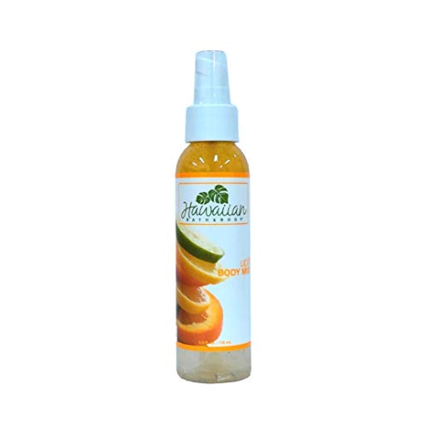 グリット食料品店面ハワイアンバス&ボディ アップリフト?アロマセラピー?ボディミスト118ml (Aromatherapy Body Mist)