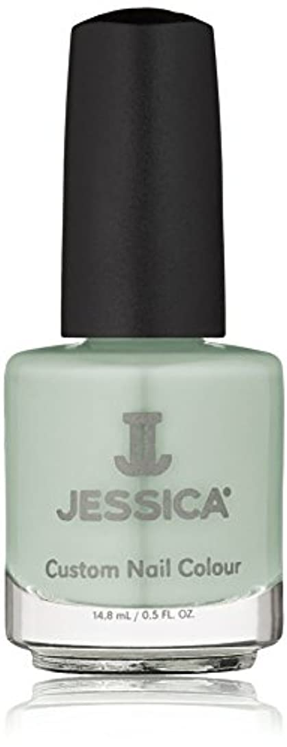 里親アイロニー遠征Jessica Nail Lacquer - Mint Blossoms - 15ml / 0.5oz