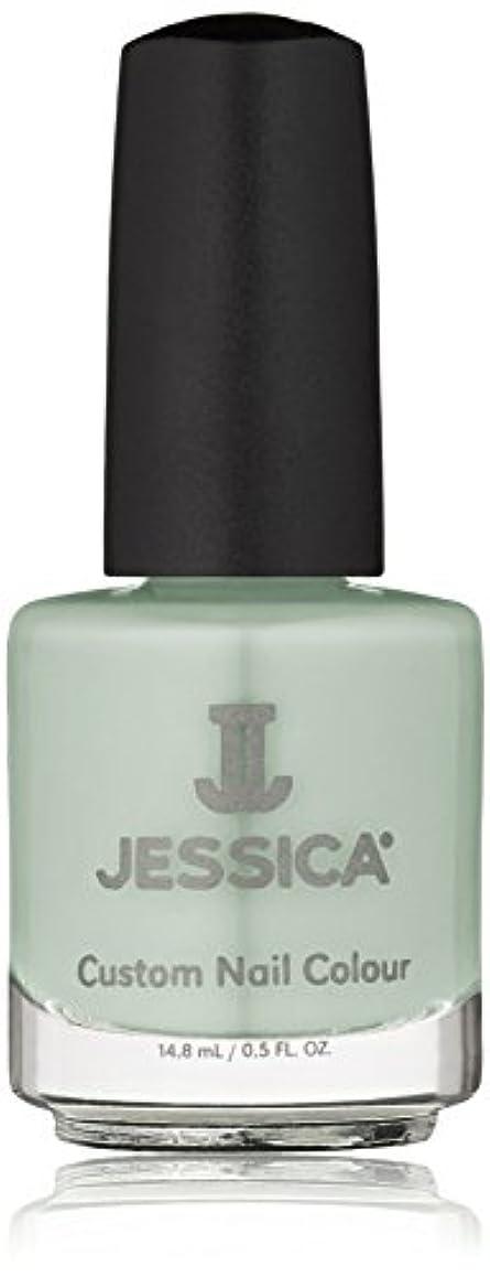 バーベキューハーネスおばあさんJessica Nail Lacquer - Mint Blossoms - 15ml / 0.5oz