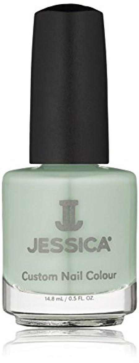 強化誇張比喩Jessica Nail Lacquer - Mint Blossoms - 15ml / 0.5oz