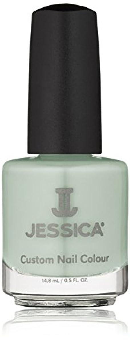 正午有名じゃがいもJessica Nail Lacquer - Mint Blossoms - 15ml / 0.5oz