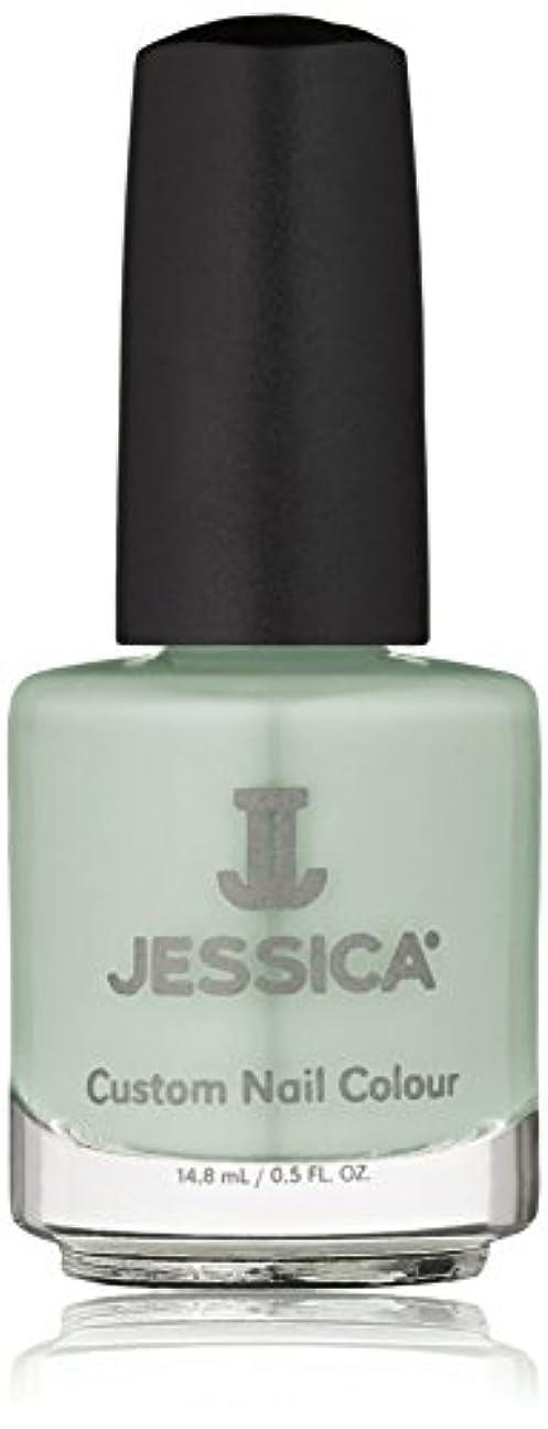 名前批評ソフィーJessica Nail Lacquer - Mint Blossoms - 15ml / 0.5oz